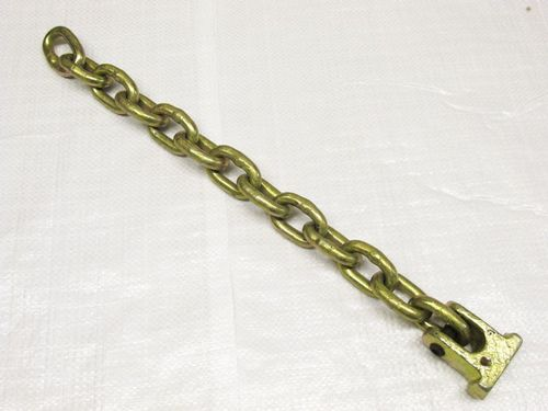 "Howard 1/2"" x 13 Link Flail Chain Assembly - Flailing Muck Spreading Agricultural Farming Spreader"